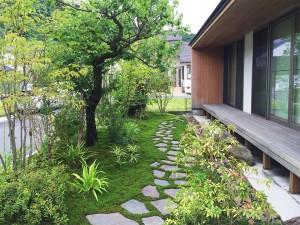 S邸 西田の庭タイトル画像